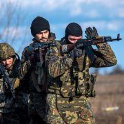 Deutsche Neonazi-Söldner kämpfen in Osteuropa (Foto)