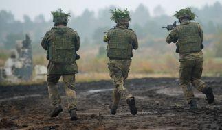 Die Bundeswehr hat mit einem Missbrauchsskandal zu kämpfen. (Foto)