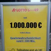 Alle Gewinnzahlen und Quoten im Lotto am Mittwoch (Foto)