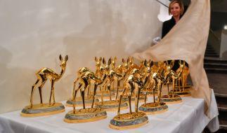Am 16. November 2017 werden zum inzwischen 49. Mal die Bambis verliehen. (Foto)