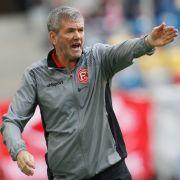 Kaiserslautern besiegt Dynamo Dresden im Krisenduell (Foto)
