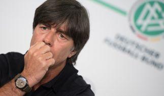 Auf wen trifft die Fußball-Nationalmannschaft mit Weltmeister-Trainer Jogi Löw? (Foto)