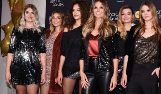 Heidi Klum sucht wieder Models im TV. (Foto)