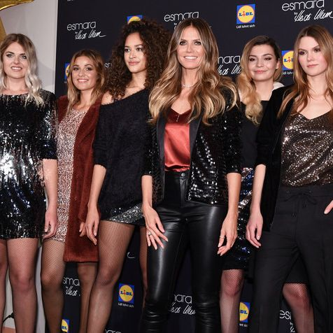 Heidi Klum sucht Curvy Models - Aus DIESEM fiesen Grund? (Foto)