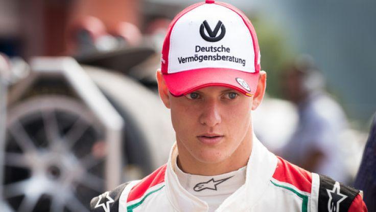 Mick Schumacher kann in China das Erbe seines Vaters antreten.