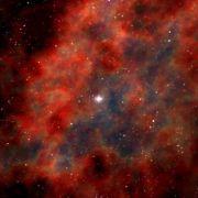 2022 können Sie eine rote Nova am Himmel sehen (Foto)