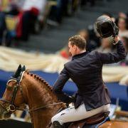 Ergebnisse: Springreiterin Blum gewinnt Master in Stuttgart (Foto)