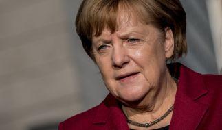 Laut des neuen Politbarometers, könnte Merkel entspannt in Neuwahlen gehen. (Foto)