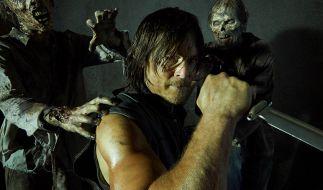 """Bei """"The Walking Dead"""" mimt Norman Reedus den Redneck Daryl Dixon. (Foto)"""