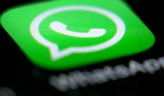 Können bereits gelöschte WhatsApp-Nachrichten doch noch gelesen werden? (Foto)