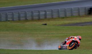 Motorrad-Profi Daniel Hegarty ist beim Macao-GP verstorben (Symbolbild). (Foto)