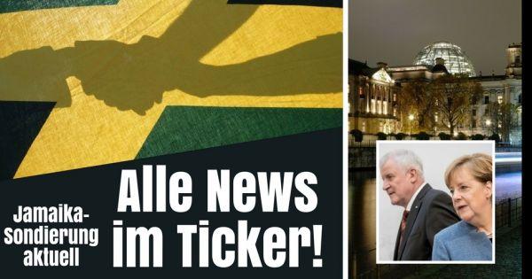 Jamaika Sondierung Aktuell