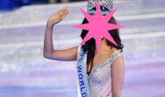 Die neue Miss World kommt aus Indien. (Foto)