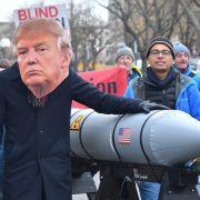 US-General verweigert illegalen Atom-Befehl Trumps (Foto)