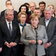 SPD spricht sich für Neuwahlen statt GroKo aus (Foto)