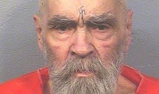 US-Serienmörder Charles Manson starb im Alter von 83 Jahren. (Foto)