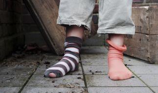 Die aktuellen Zahlen, die Unicef zum Thema weltweite Kinderarmut vorlegt, sind erschreckend (Symbolbild). (Foto)