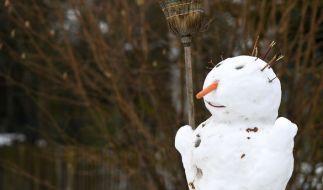Das Wetter im November 2017 schwankt zwischen eisiger Kälte und Schnee sowie frühlingshaften Temperaturen und Sonnenwetter. (Foto)