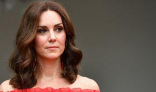 Herzogin Kate soll ob der ihr bevorstehenden Karriere ein nervliches Wrack sein. (Foto)