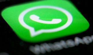 Durch eine Sicherheitslücke lassen sich WhatsApp-Nutzer ausspionieren. (Foto)