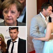 "TV-Star zieht unfreiwillig blank // Vagina-Kunst beim ""Tatort"" // Vanessa Mai: Ehestress! (Foto)"