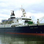 Ist DAS das Wrack des rattenverseuchten Geisterschiffs aus Russland? (Foto)