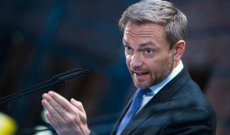 FDP-Chef Christian Lindner stehen Gespräche mit Bundespräsident Frank-Walter Steinmeier zur Fortführung der Jamaika-Sondierungen bevor. (Foto)