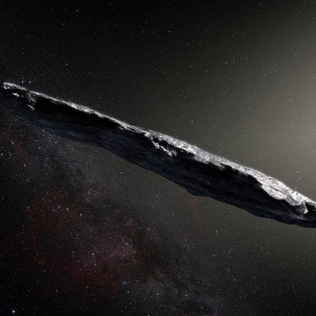 Interstellares Objekt rast auf Erde zu! Ist DAS ein Ufo? (Foto)