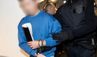 Der mutmaßliche Mörder von Carolin G. legt ein Geständnis ab. (Foto)