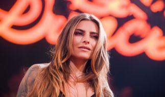 Sophia Thomalla heizt Fans mit messerscharfem Foto ein. (Foto)