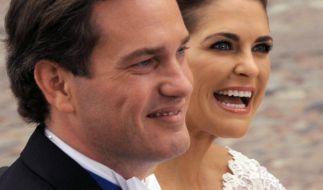 Prinzessin Madeleine und ihr Mann Chris O'Neill sind in Schweden unbeliebt. (Foto)