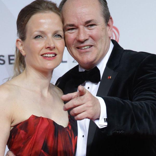 """Mit Frau und Kindern: So lebt der """"Spendenmarathon""""-Moderator heute (Foto)"""