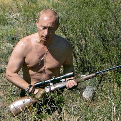 Für Putin-Fans ist DIESER Kalender ein Must-Have (Foto)