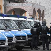Hausdurchsuchungen nach Terrorverdacht in Bayern (Foto)