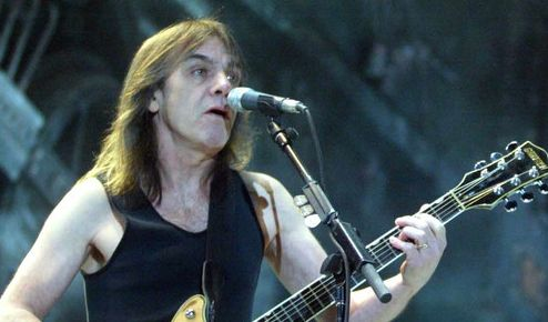 Malcolm Young, Musiker (AC/DC) (06.01.1953 - 18.11.2017)