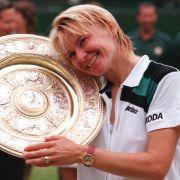 Jana Novotna, Tennisspielerin (02.10.1968 - 19.11.2017)