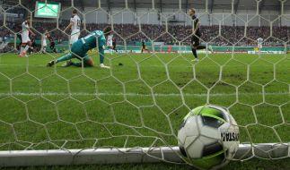 In der 3. Fußball-Bundesliga steht an diesem Wochenende der 17. Spieltag an. (Foto)