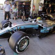 Bottas vor Hamilton und Vettel auf Pole Position (Foto)