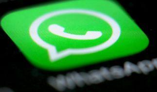 """Was hat es mit der WhatsApp-Nachricht """"Passwort 4448"""" auf sich? (Foto)"""