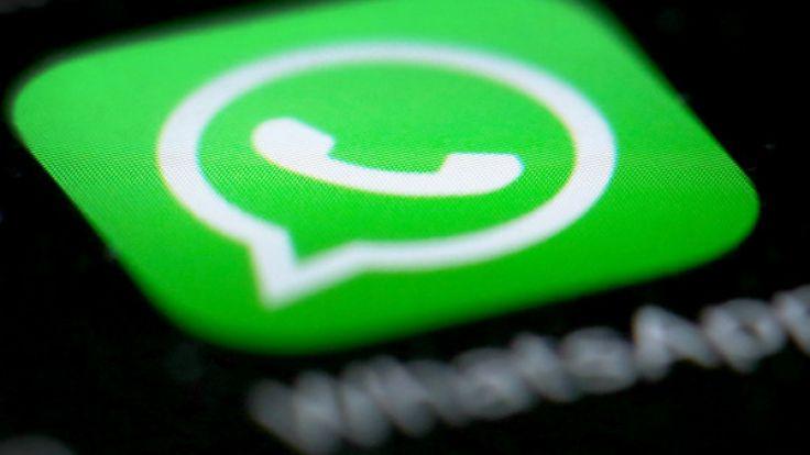 Was hat es mit der WhatsApp-Nachricht