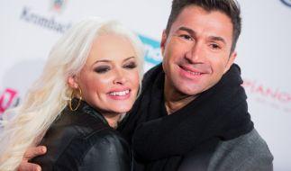 Daniela Katzenberger und Lucas Cordalis. (Foto)