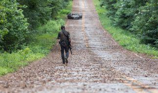 Rick hat sich von Daryl abgewendet und muss sich allein durchschlagen. (Foto)