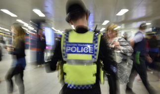 In einer Londoner U-Bahnstation kam es offenbar zu einem Zwischenfall (Archivbild). (Foto)