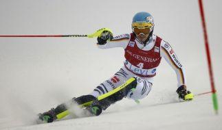 Felix Neureuther hat sich bei einem Trainingssturz schwer verletzt. (Foto)