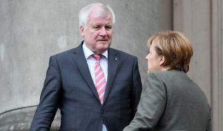 Angela Merkel hat Horst Seehofer einen Ministerposten angeboten. (Foto)