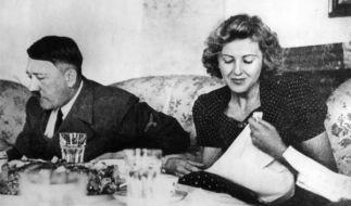Seit 1932 soll Eva Braun die Geliebte Adolf Hitlers gewesen sein. (Foto)
