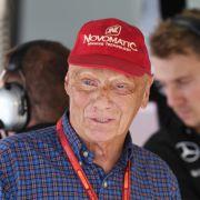 """""""Superschade"""" - Formel-1-Legende Lauda kündigt im Live-TV (Foto)"""