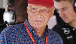 Niki Lauda wirft als RTL-Experte das Handtuch. (Foto)