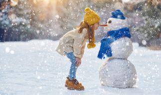 Wie winterlich wird das Wetter im Dezember 2017? (Foto)