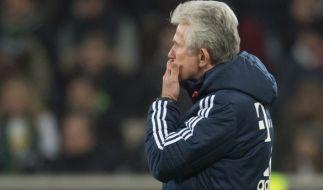 Bleibt Jupp Heynckes doch noch länger Bayern-Trainer? (Foto)